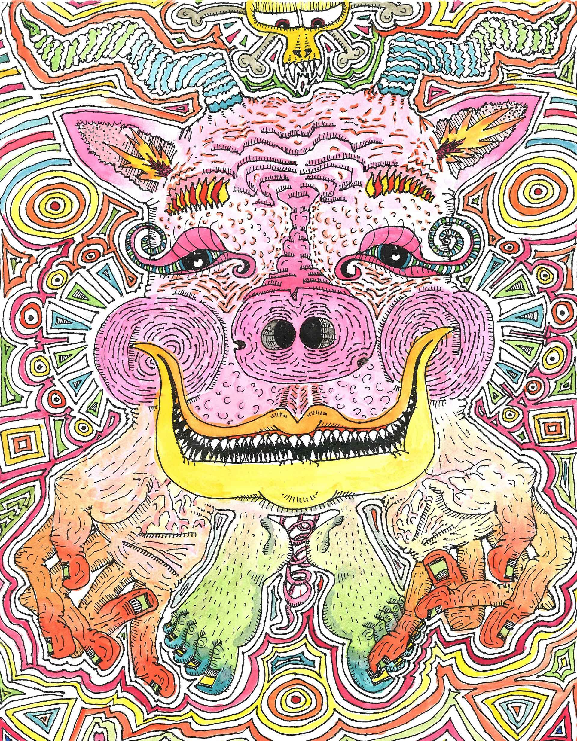 Meat Puppets, Mike Watt and the Secondmen, Exterminators November 25th @ Crescent Ballroom