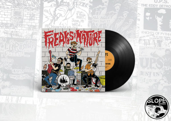 Freaks of Nature - ST - Slope Records