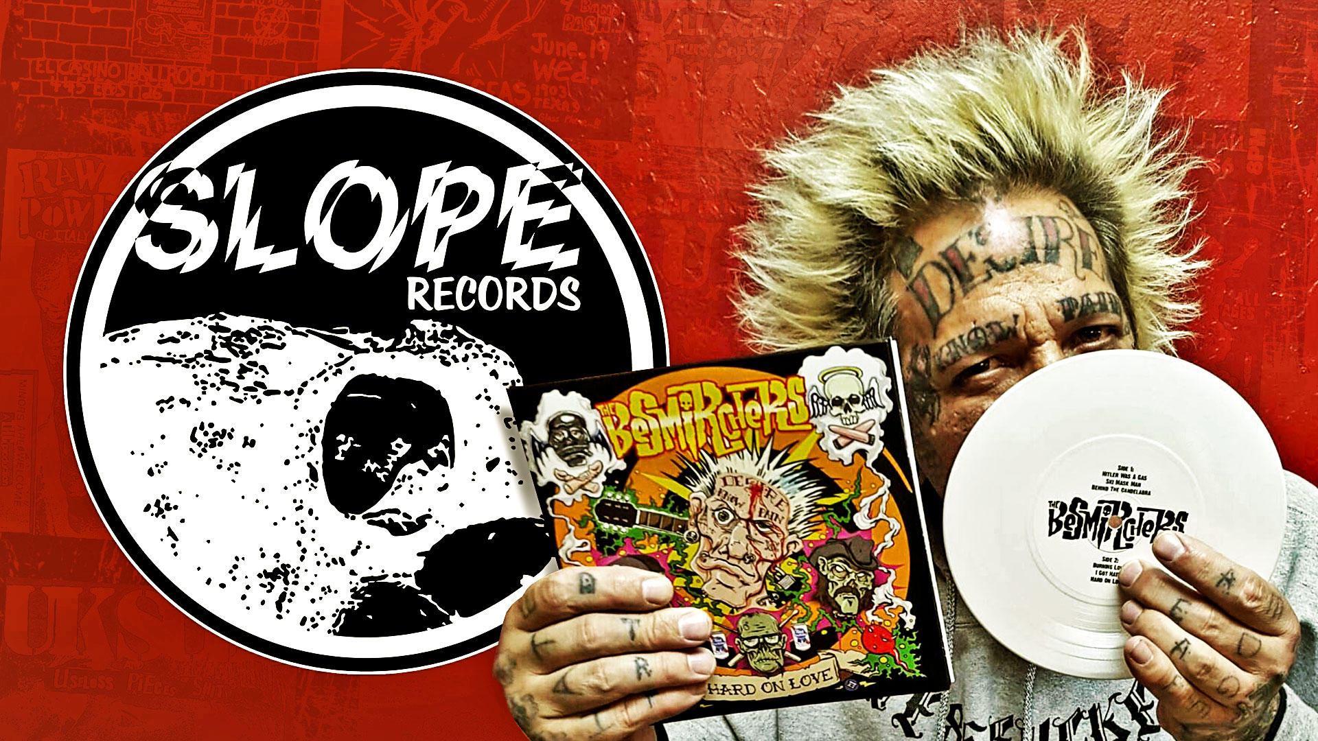 Viva La Vinyl - Slope Records