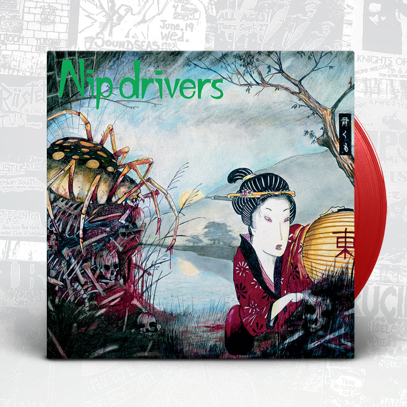 Nip Drivers - Oh Blessed Freak Show LP