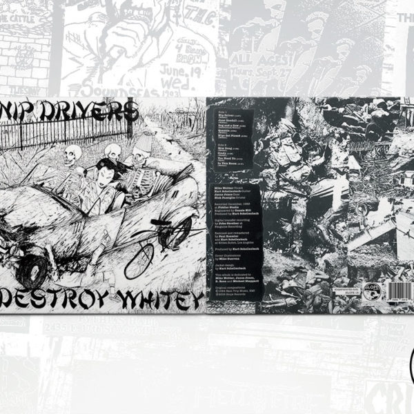 Nip Drivers - Destroy Whitey - Slope Records