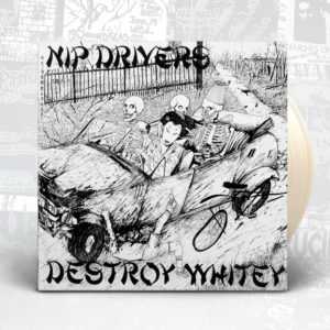 Nip Drivers Destroy Whitey