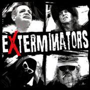 Exterminators Product of America Album Cover T-Shirt - Slope Records