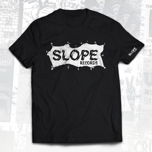 Slope Records Pinned T-Shirt - Slope Records