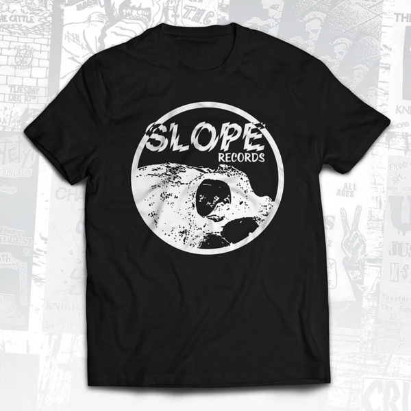 Slope Records Logo T-Shirt - Slope Records