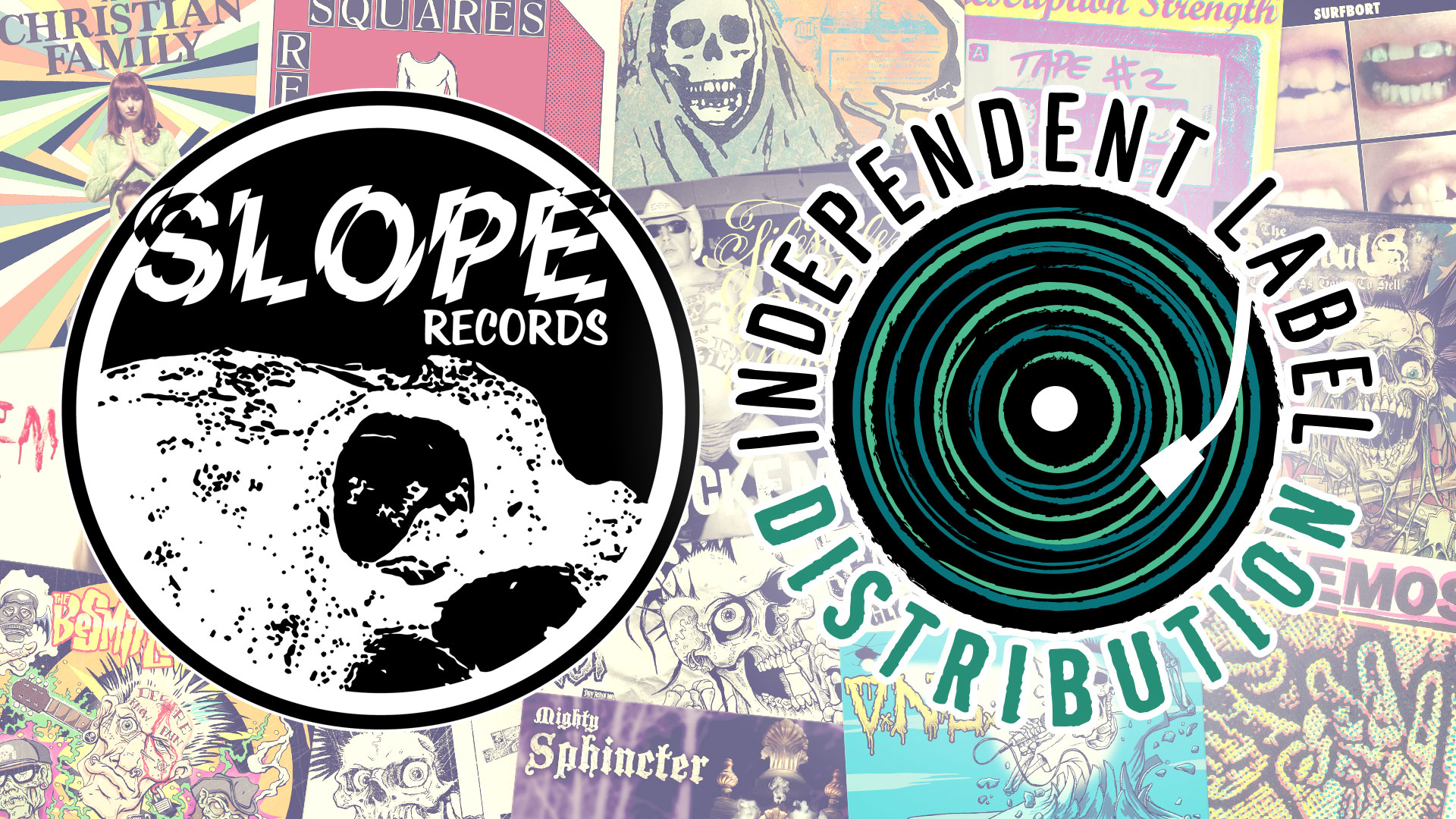 ILD Official Distributor of Slope Records