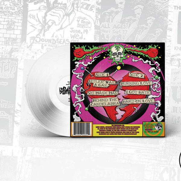 The Besmirchers - Hard On Love - Slope Records