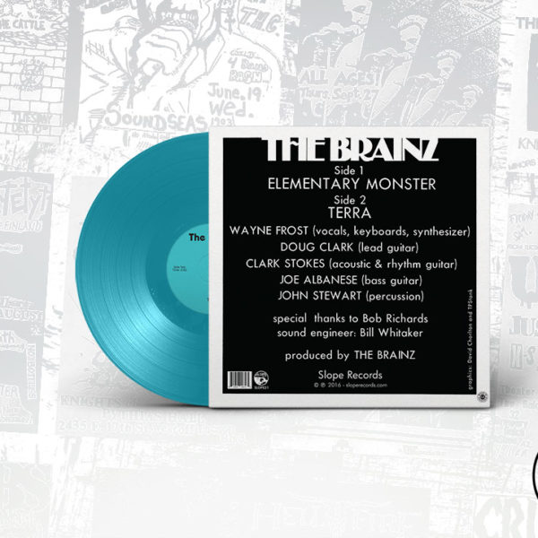 The Brainz - ST - Slope Records