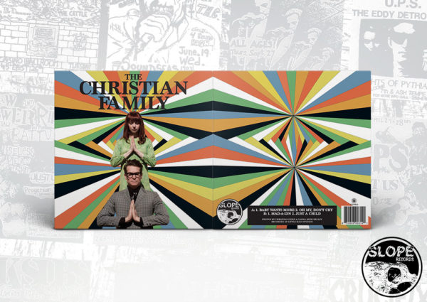 The Christian Family - ST - Slope Records