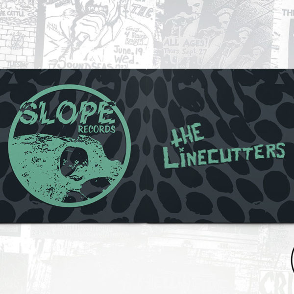 The Linecutters - Pirates of Suburbia - Slope Records